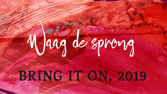 We wagen de sprong in 2019